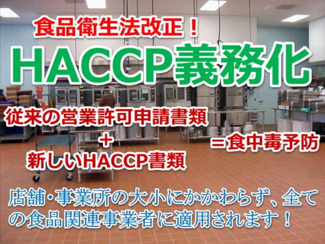 HACCP義務化サムネ